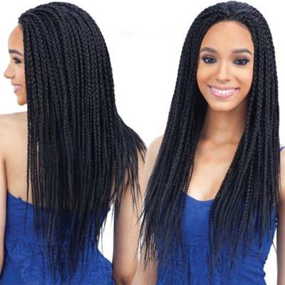 long black braid wig