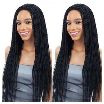 long black braid wigs