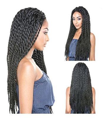 black braids wig