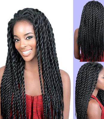 long braided wigs